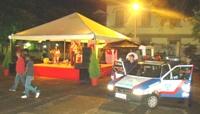 Dois são detidos pela Guarda Municipal de Araras durante a noite