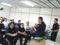 Guardas de Araras encerram cursos de atualização profissional